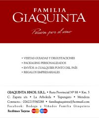 Bodega Familia Giaquinta