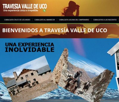 Travesia Valle de Uco