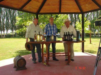 """Bodega y viñedos """"Familia Giaquinta"""""""
